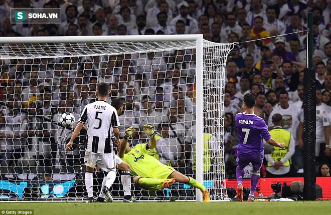 Nằm xuống Juventus, để chứng kiến Ronaldo vĩ đại lên ngôi! 3