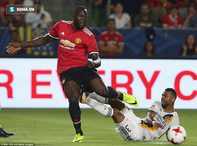 Man United là thế đó, Lukaku! - Ảnh 2.