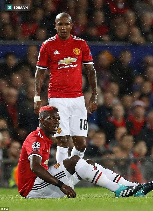 Man United thắng đậm, Mourinho vẫn nổi điên vì học trò - Ảnh 2.