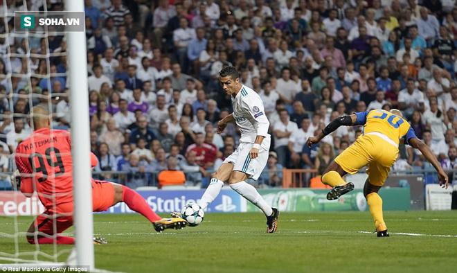 Ronaldo rực sáng, xua tan mây mù bao phủ Real Madrid - Ảnh 1.
