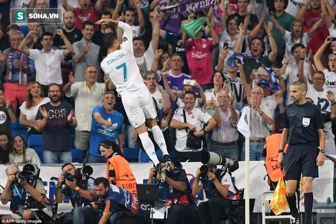 Đã lâu lắm rồi, nụ cười ấy mới xuất hiện lại trên môi Ronaldo! - Ảnh 1.