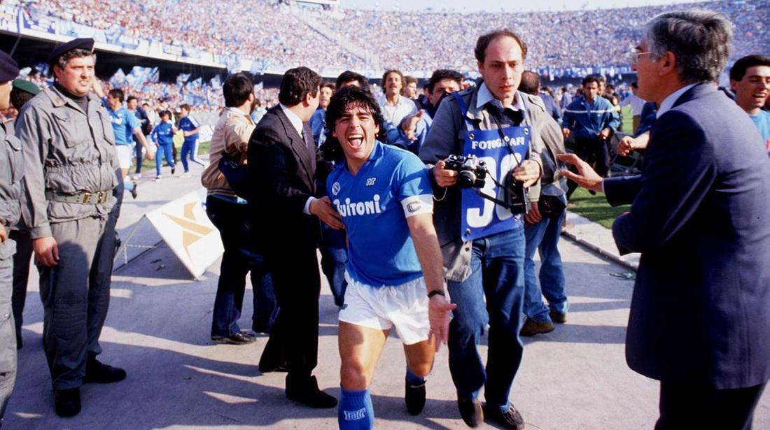 Ở nơi ấy, Maradona là siêu sao, là thánh sống, là Chúa trời - Ảnh 10.