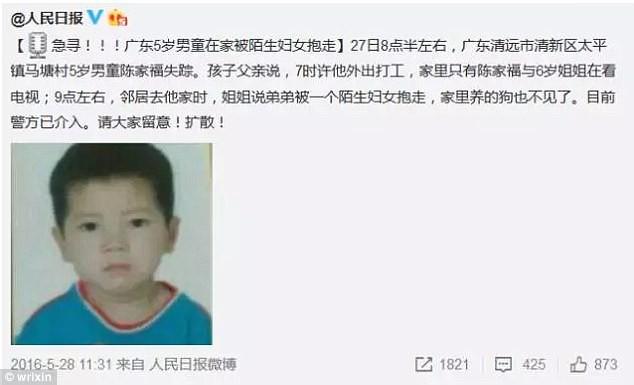 Tình cờ chạm mặt, cha giải cứu thành công con trai mất tích 9 tháng khỏi tay bọn bắt cóc - Ảnh 1.