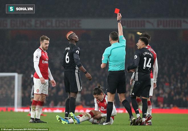 Man United nhận tin mừng về án phạt dành cho Pogba - Ảnh 1.