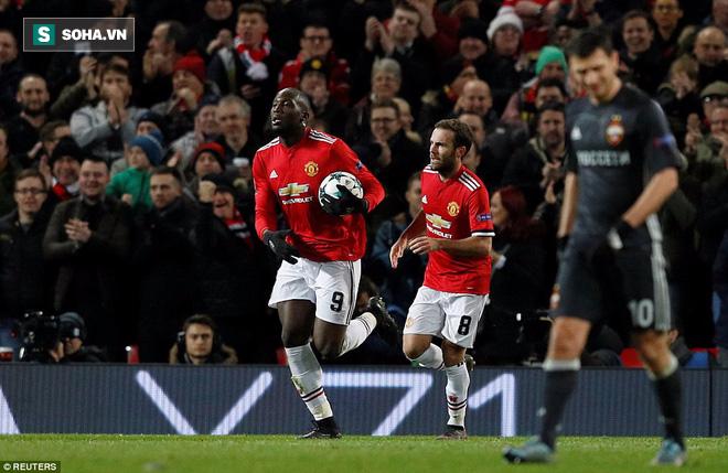Mourinho thi triển thành công bước đầu tiên của kế hoạch quật ngã Man City - Ảnh 1.