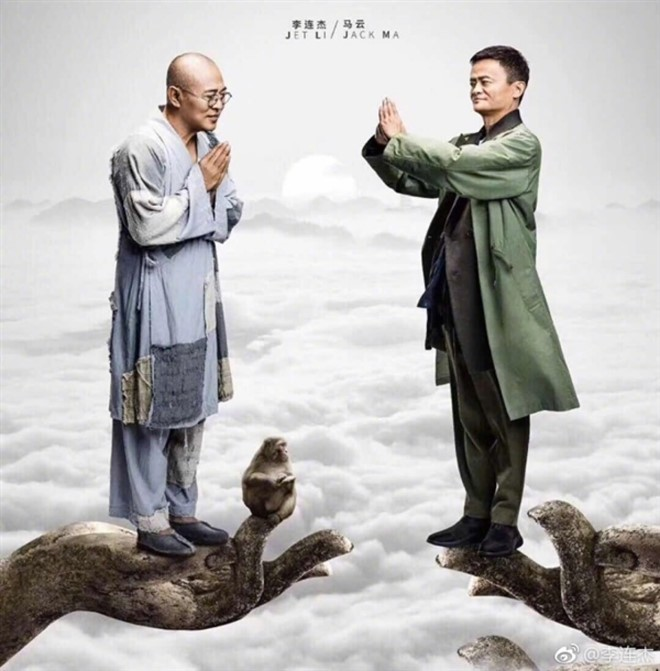 Bom tấn của Jack Ma bị chỉ trích là trò hề của kẻ lắm tiền, Lý Liên Kiệt nói gì? - Ảnh 5.