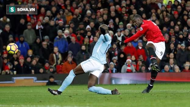 Man United: Không trách Lukaku lời nào, Mourinho đổ tội lỗi lên đầu một người khác - Ảnh 1.