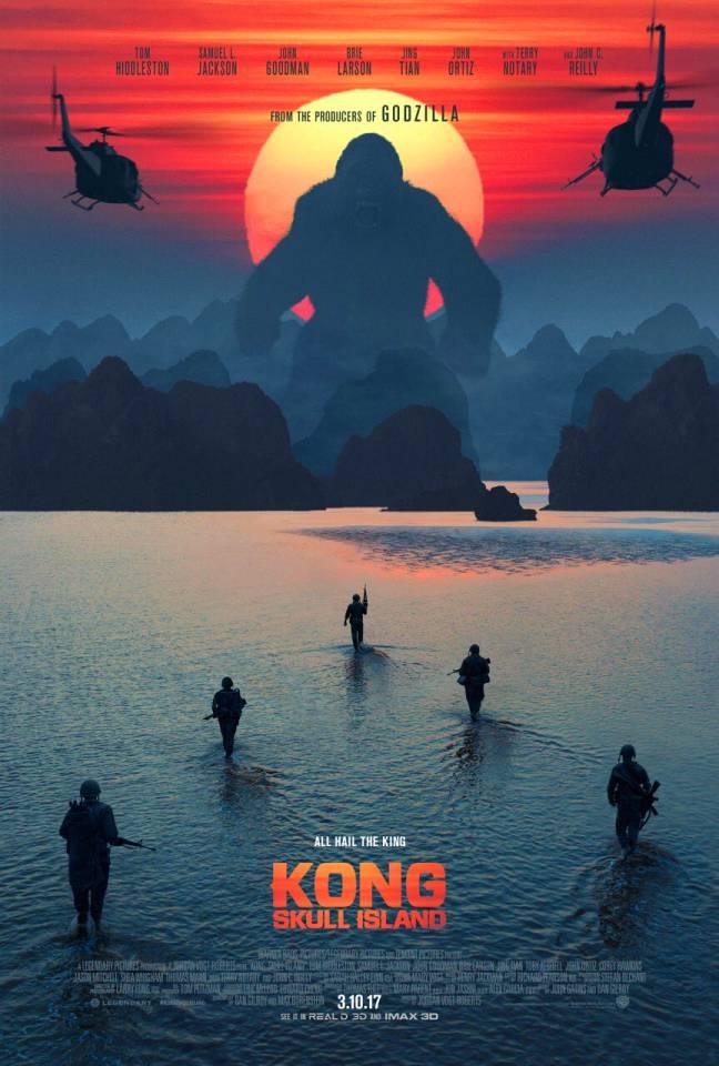Khán giả Trung chẳng đoái hoài gì đến Cảnh Điềm khi tham gia Kong: Skull Island - Ảnh 5.