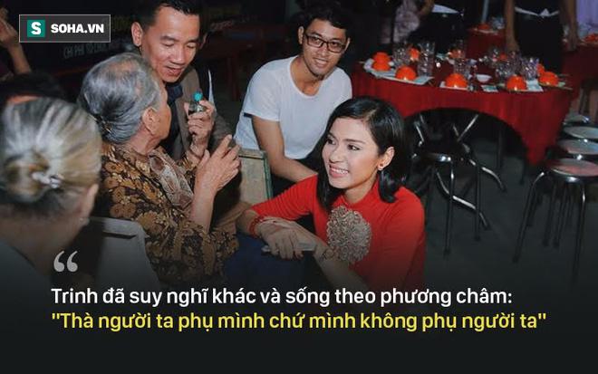 Việt Trinh: Khi nổi tiếng, tôi chèn ép, trả thù người khác và gặp phải quả báo! - Ảnh 5.