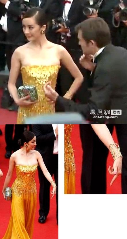 Sao Hoa Ngữ tại Cannes: Có thể đến nhưng không phải ai cũng được chú ý - Ảnh 5.