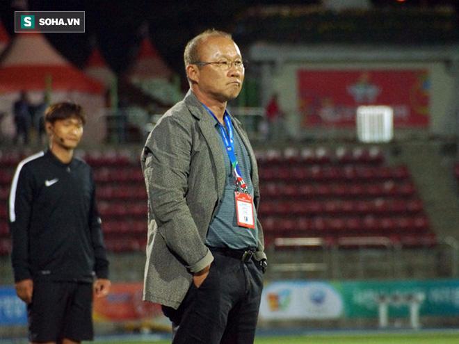 HLV Lê Thụy Hải: Ông Park Hang-seo đừng mơ Olympic, nghĩ tới SEA Games thôi! - Ảnh 2.