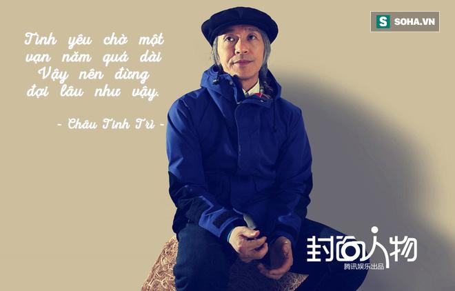 Lý do kỳ lạ không kết hôn và cuộc tình khiến Châu Tinh Trì luôn ân hận - Ảnh 5.
