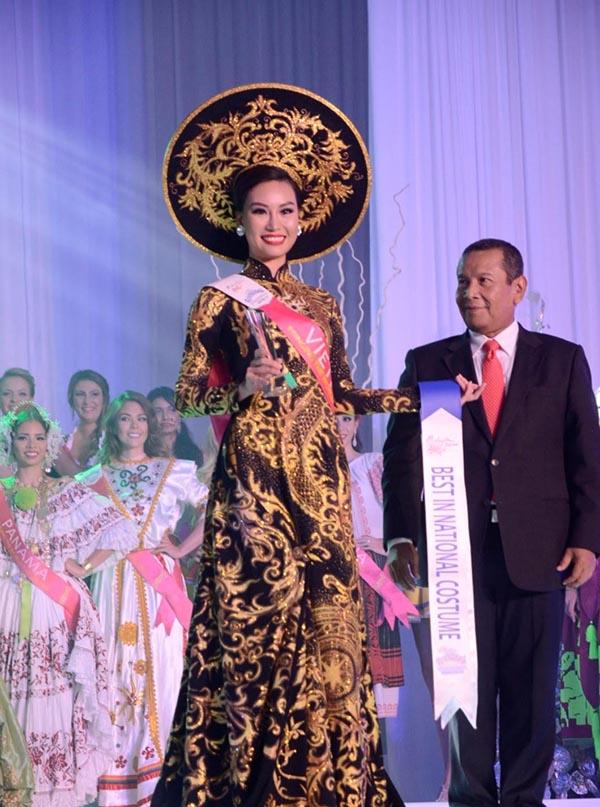 Chuyện hy hữu của 3 người đẹp Việt Nam khi thi hoa hậu - Ảnh 5.