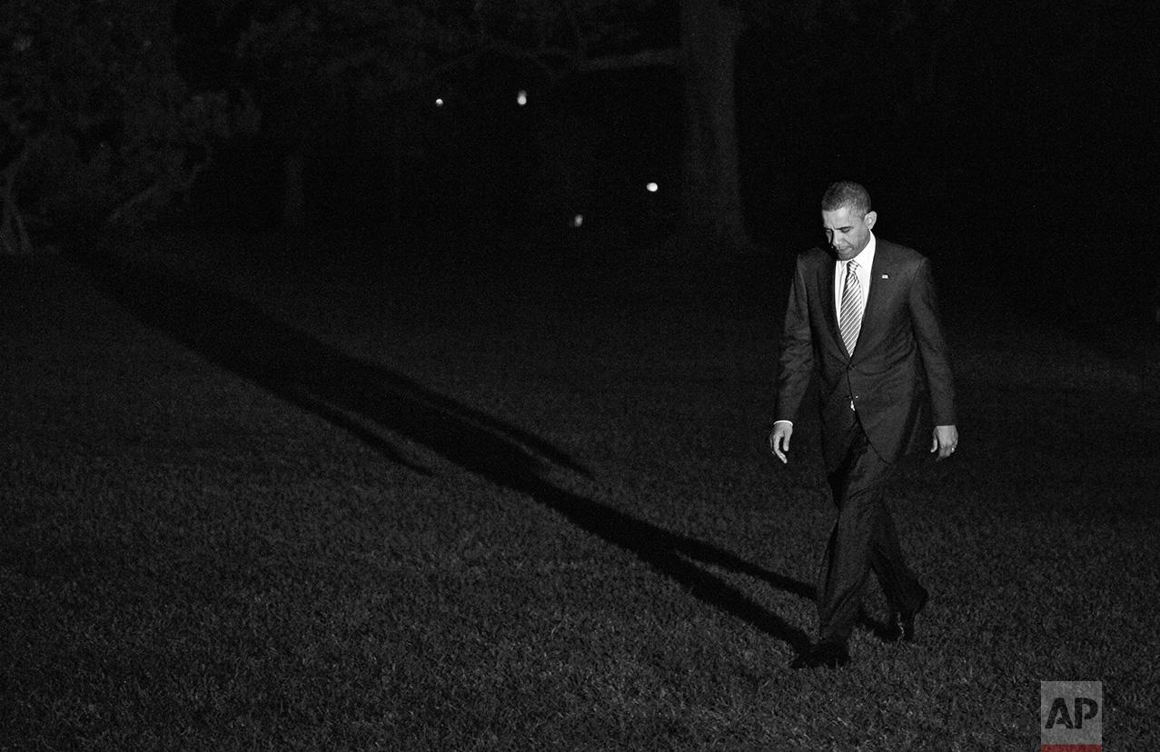 Tổng thống Mỹ - Công việc cô đơn nhất thế gian - Ảnh 7.