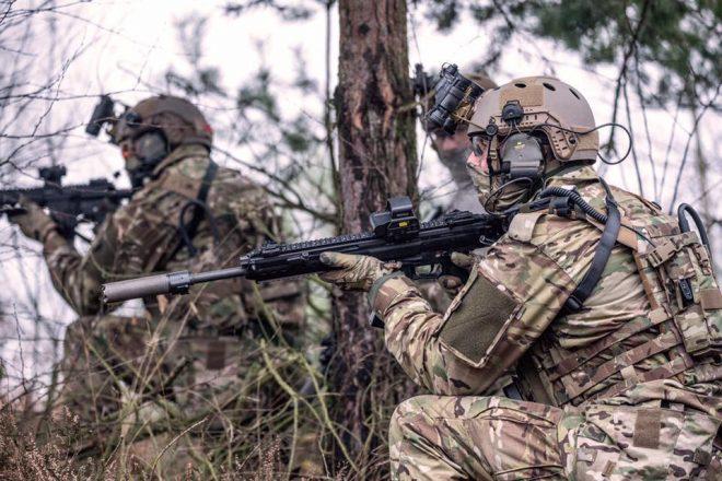 Súng trường tấn công HK433 - Sự kết hợp hoàn hảo giữa HK G36 và HK416 - Ảnh 5.