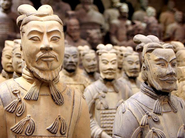 Bí ẩn ít ai biết đến về gương mặt đội quân đất nung của Tần Thủy Hoàng - Ảnh 3.