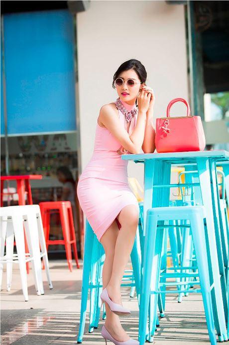 Cuộc sống của Hoa hậu Việt đầu tiên trả lại vương miện - Ảnh 9.