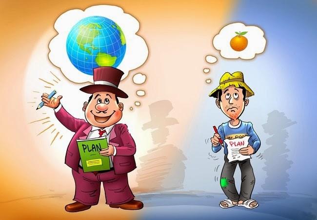 Lý giải bất ngờ khiến bạn có thể trở nên giàu có hoặc mãi mãi nghèo - Ảnh 2