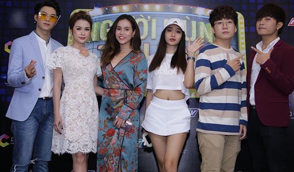 Cẩm Ly tất bật chạy show làm giám khảo - Ảnh 7.