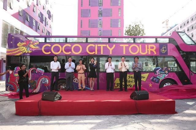 Khám phá tuyến xe buýt 2 tầng phục vụ du lịch đầu tiên tại Đà Nẵng - Ảnh 1.