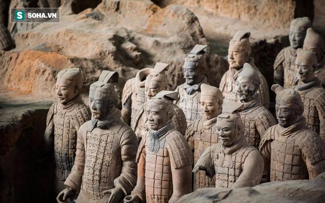 Bí ẩn ít ai biết đến về gương mặt đội quân đất nung của Tần Thủy Hoàng - Ảnh 2.