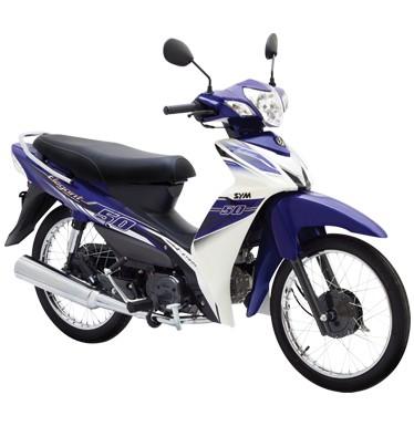 Cận cảnh chiếc xe máy có giá rẻ nhất Việt Nam - Ảnh 2.