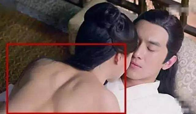 Sạn khiến diễn viên phát ngượng trong phim Hoa ngữ - Ảnh 4.