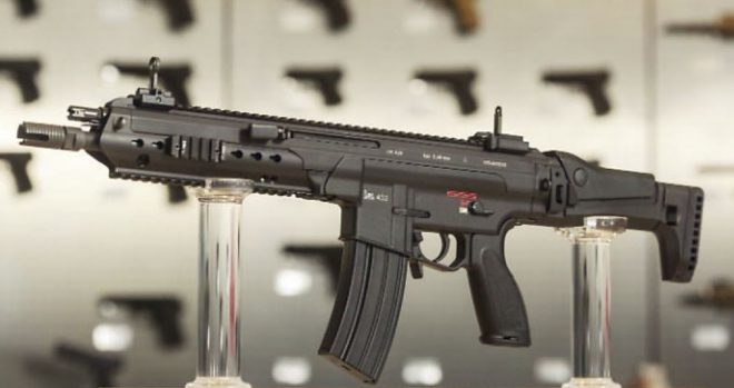 Súng trường tấn công HK433 - Sự kết hợp hoàn hảo giữa HK G36 và HK416 - Ảnh 7.