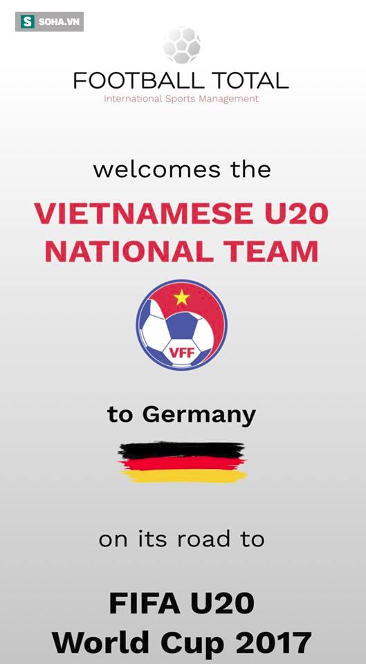 Gặp sự cố ngoài ý muốn, U20 Việt Nam vẫn vui như Tết trên đất Đức - Ảnh 7.