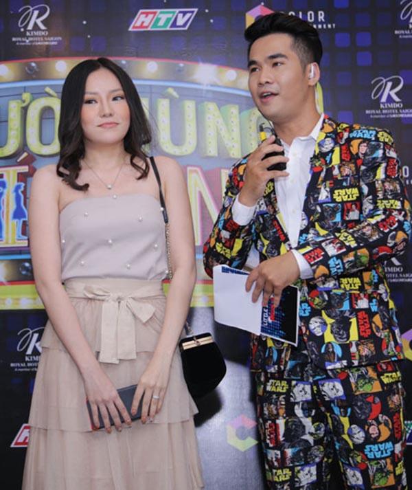 Cẩm Ly tất bật chạy show làm giám khảo - Ảnh 9.