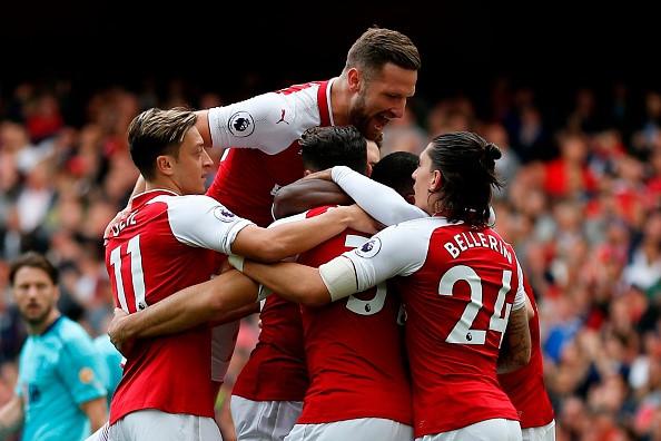 Cựu sao Man United tỏa sáng, Arsenal tạm thời vượt qua khủng hoảng sau chuỗi ngày tệ hại - Ảnh 1.
