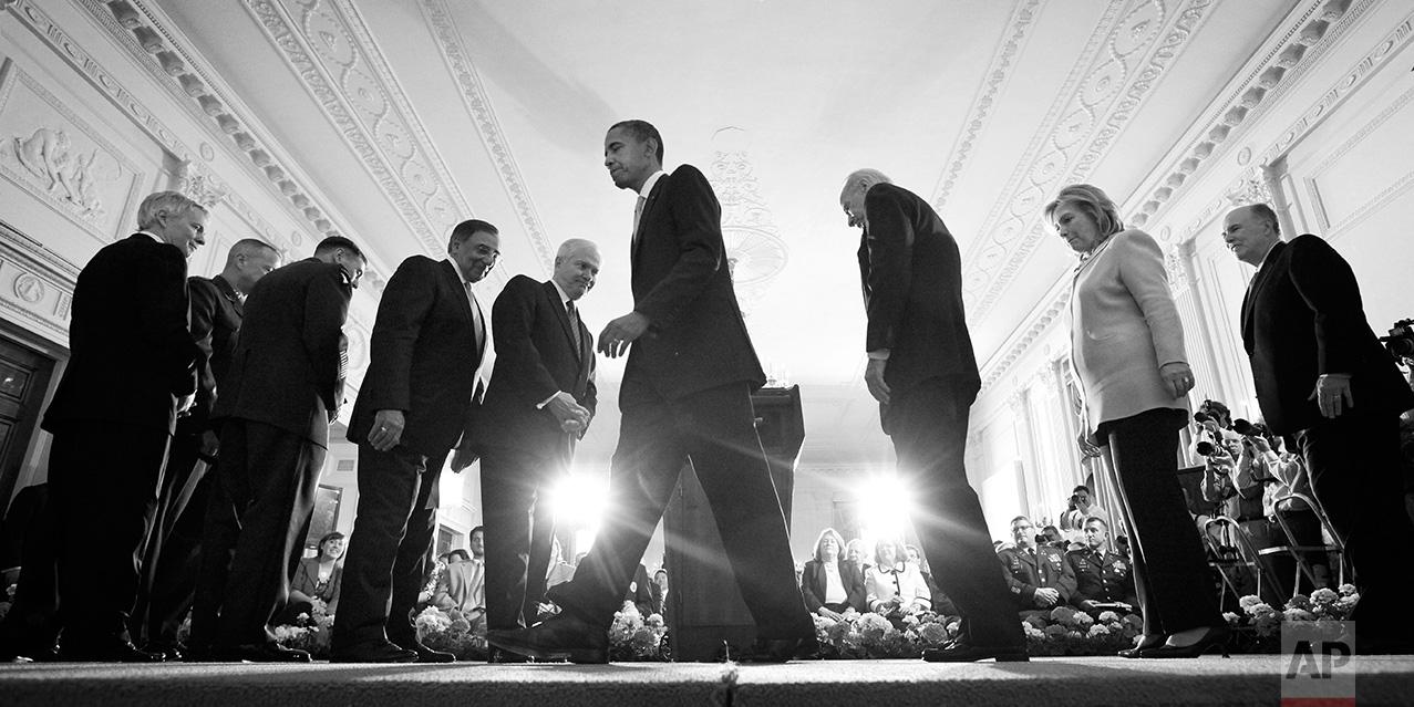 Tổng thống Mỹ - Công việc cô đơn nhất thế gian - Ảnh 10.