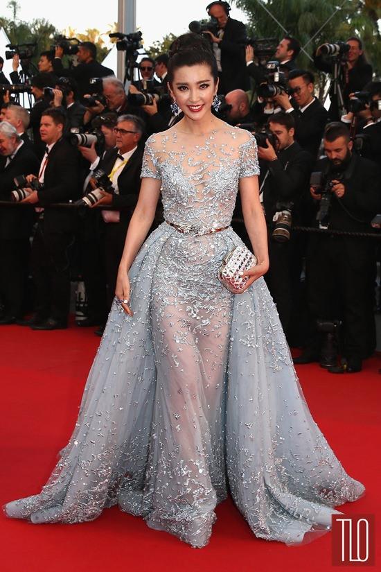 Sao Hoa Ngữ tại Cannes: Có thể đến nhưng không phải ai cũng được chú ý - ảnh 11