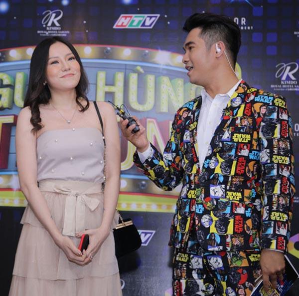 Cẩm Ly tất bật chạy show làm giám khảo - Ảnh 8.