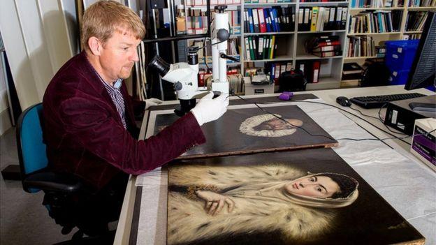 Giải mã bí ẩn còn dang dở trong bức họa 440 năm tuổi, trị giá 25 triệu USD 3