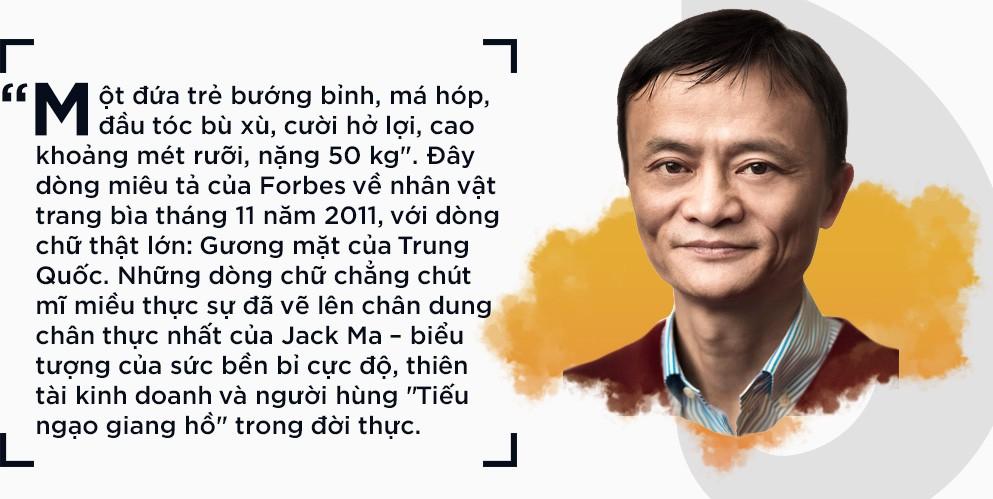 Jack Ma: Tên lừa đảo, gã khùng, kẻ mơ mộng cuồng điên! - Ảnh 1.
