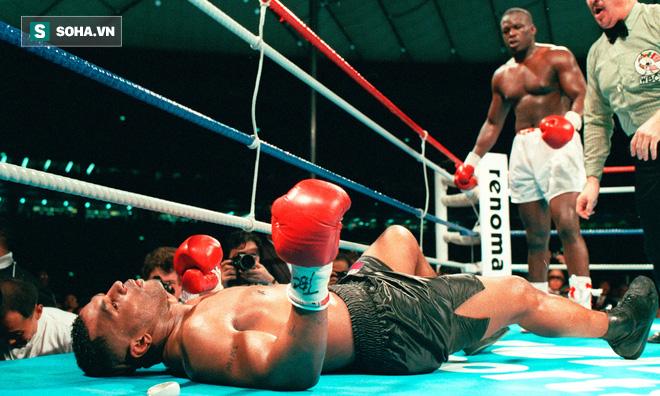 Mike Tyson: Người thép không bao giờ gục ngã - Ảnh 6.
