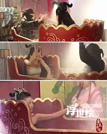 Sự thật hài hước sau nhưng cảnh nóng nhất phim Hoa ngữ - Ảnh 6.