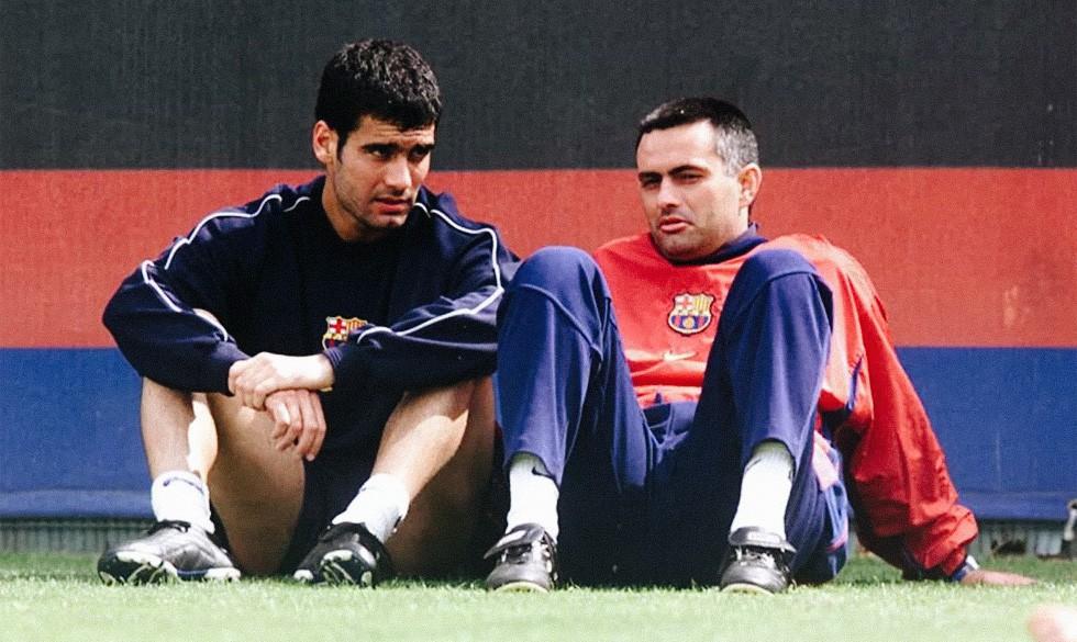 Mourinho, Pep & đại chiến Manchester: Đàn ông đích thực còn cần cả kẻ thù nữa! - Ảnh 7.