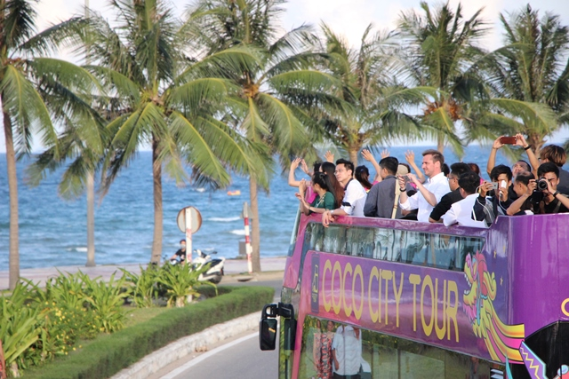 Khám phá tuyến xe buýt 2 tầng phục vụ du lịch đầu tiên tại Đà Nẵng - Ảnh 7.