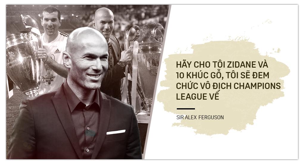 Trong tay Zinedine Zidane, quyền lực trở nên lung linh đến khó cưỡng - Ảnh 8.