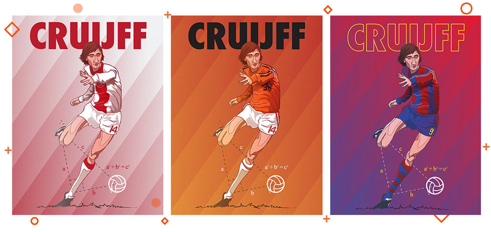 Johan Cruyff: Chỉ thành công thôi là chưa đủ! - Ảnh 3.
