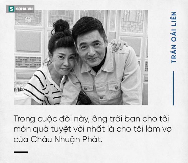Châu Nhuận Phát - Trần Oải Liên: 31 năm kết hôn không con cái, đẹp đẽ khiến triệu người ngưỡng mộ  - Ảnh 3.
