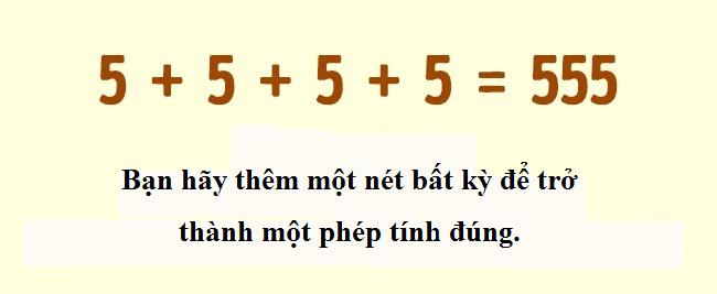 Giải được 5 trên 6 câu đố này trong 20 giây, bạn có thể thông minh hơn Einstein - Ảnh 3.