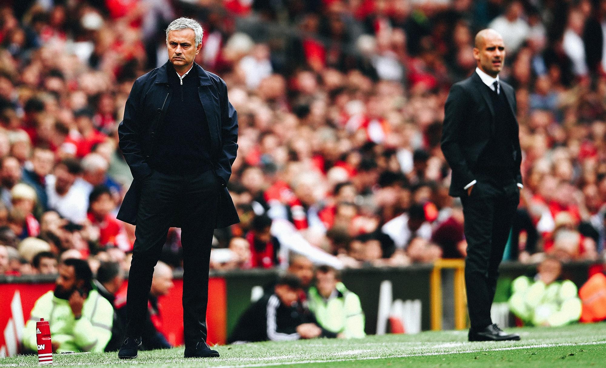 Mourinho, Pep & đại chiến Manchester: Đàn ông đích thực còn cần cả kẻ thù nữa! - Ảnh 8.