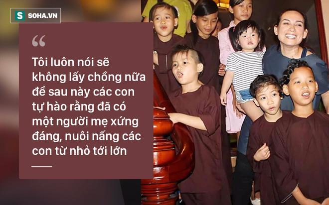 Phi Nhung: Bỏ học, không lấy chồng, cực khổ mua nhà cho 5 con riêng của mẹ và nuôi 17 đứa con mồ côi - Ảnh 5.