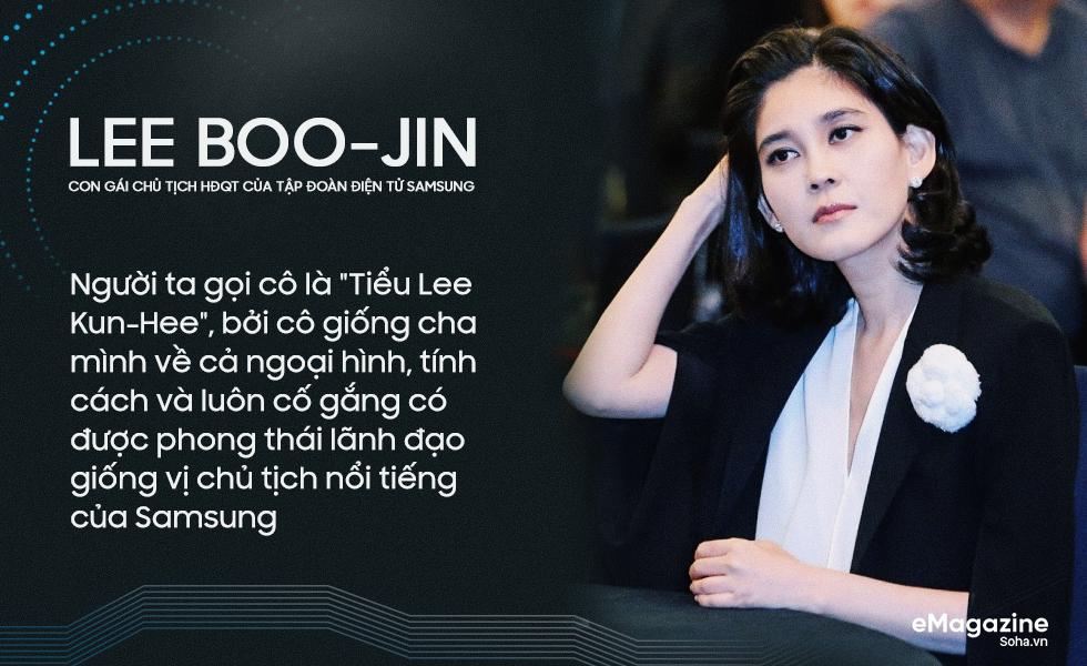 Le Boo Jin: Giàu có, bi kịch, ngai vàng và nữ chúa của Samsung - Ảnh 10.