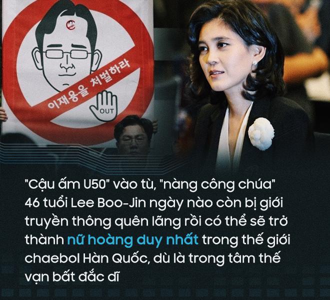 Le Boo Jin: Giàu có, bi kịch, ngai vàng và nữ chúa của Samsung - Ảnh 6.