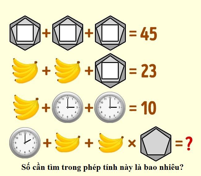 Giải được 5 trên 6 câu đố này trong 20 giây, bạn có thể thông minh hơn Einstein - Ảnh 5.