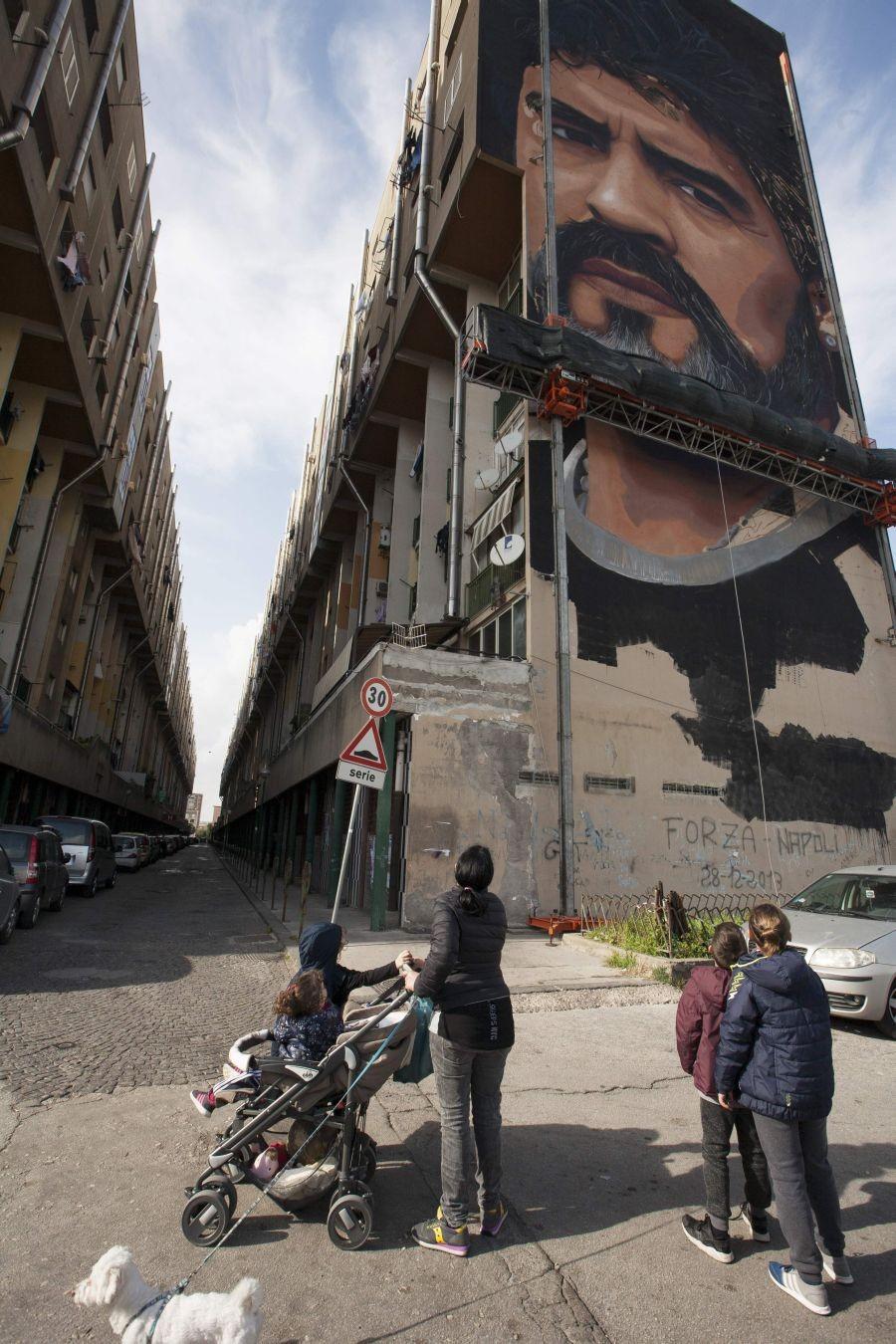 Ở nơi ấy, Maradona là siêu sao, là thánh sống, là Chúa trời - Ảnh 15.